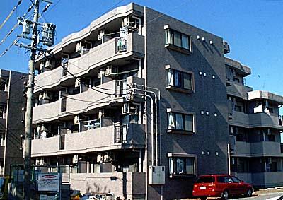 磐田グレイス第5マンション外観写真