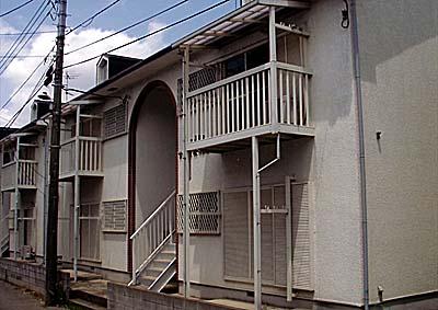 サン若松1号館外観写真