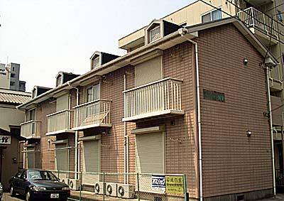 アーバンハイツ新宿外観写真