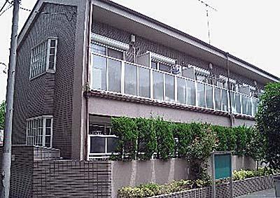 エクレール仙川PartⅡ外観写真