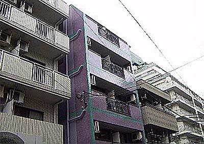 パレス内田7号館外観写真