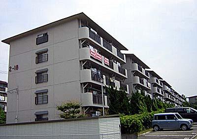 泉北鴨谷台住宅外観写真