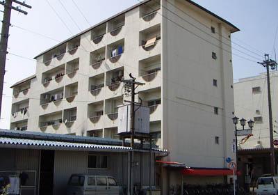 尾州マンション外観写真