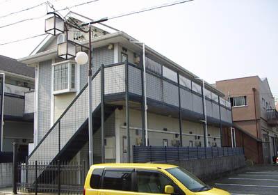 レオパレス21 一宮第9外観写真