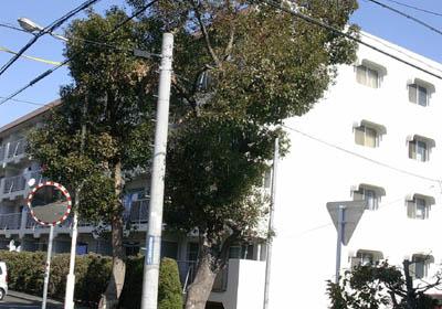第2高師台マンション外観写真