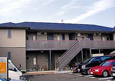 シャーメゾンAKI外観写真