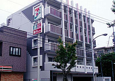 ピュアドーム六本松ローゼ外観写真