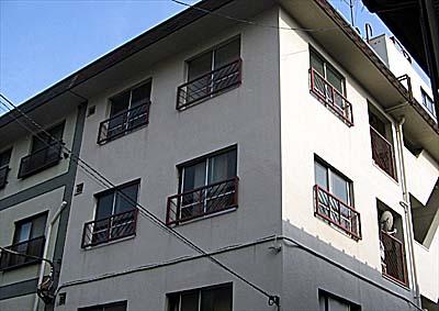 マンション十津川外観写真