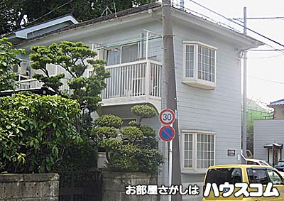 ピアフェ大倉山外観写真