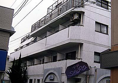 ライオンズマンション太子堂第3外観写真