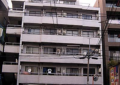 ダイヤアクティ三軒茶屋外観写真