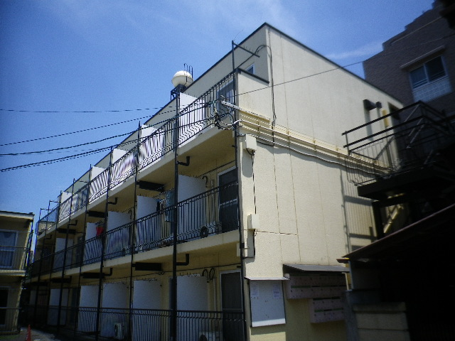 田町第二マンションA外観写真