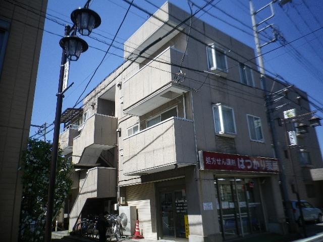 池田伸ビル外観写真