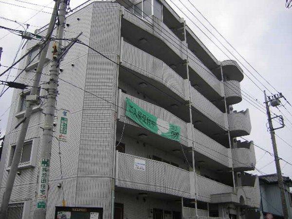 エマーユ川越東田町外観写真