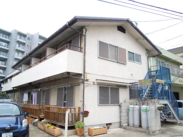 矢島コーポ外観写真