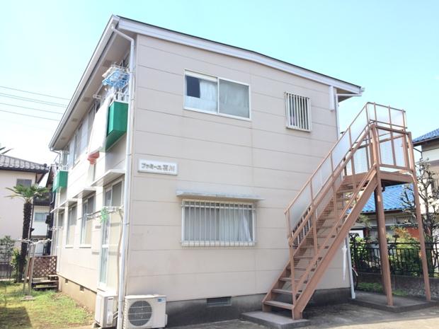 ファミーユ石川外観写真