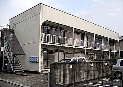 浅海コーポ外観写真
