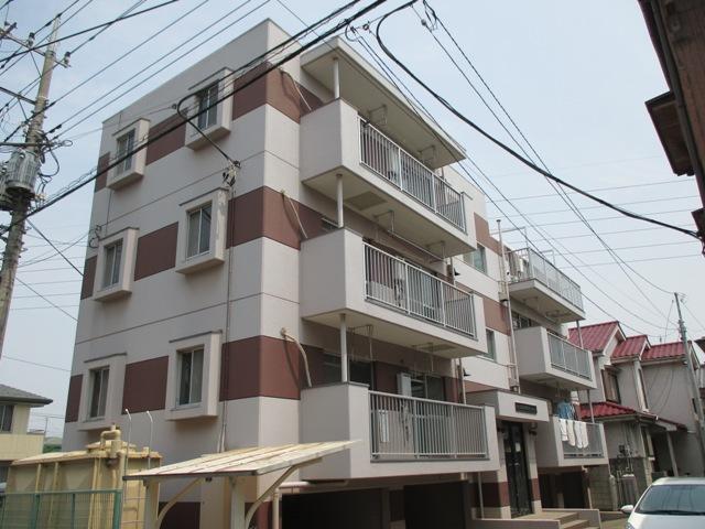 カネカ坂本第6マンション外観写真