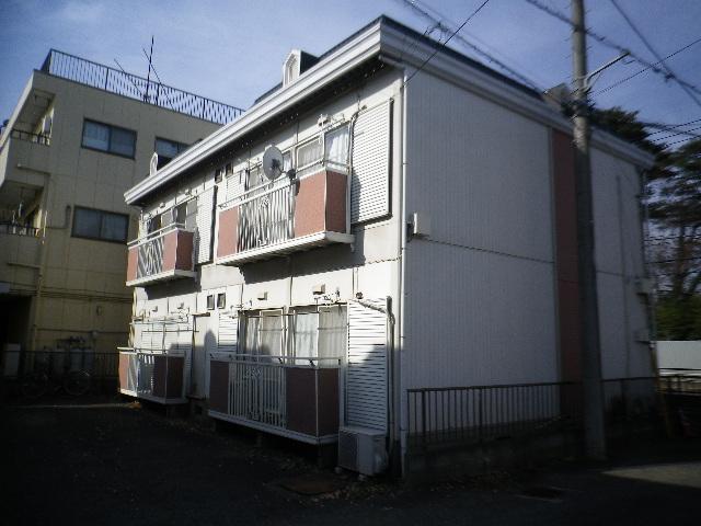 サンシティ赤坂 A外観写真