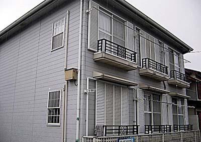 クレセントハウス外観写真