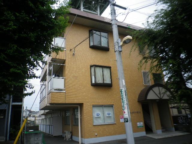 サンホワイト富士見外観写真