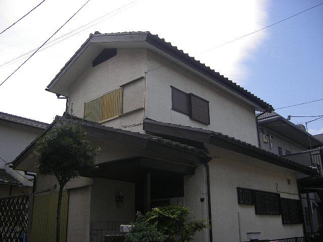 霞ヶ関一戸建外観写真