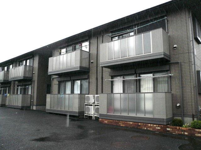 コンフォート毛呂山外観写真
