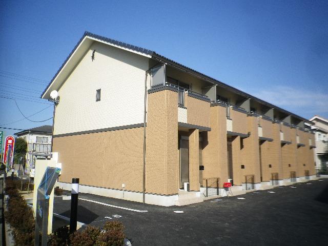ガーデンハイツ高萩外観写真