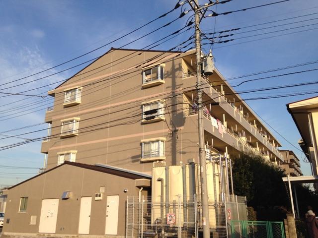 コーポレート南古谷駅前外観写真