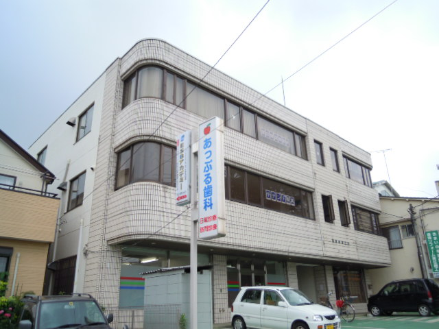 高萩駅前ビル外観写真