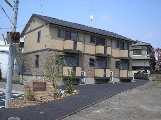 リビングタウン入間川B外観写真