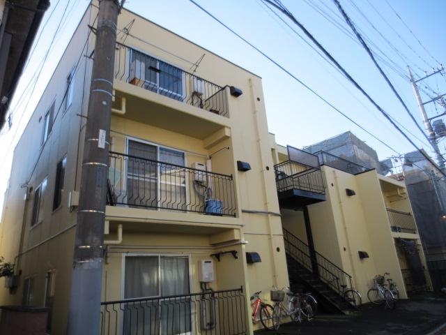 田町第二マンションC外観写真