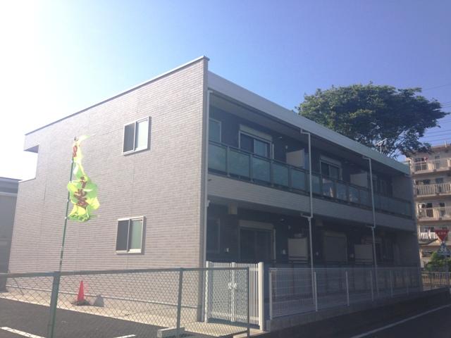 リブリ・クレール北坂戸外観写真