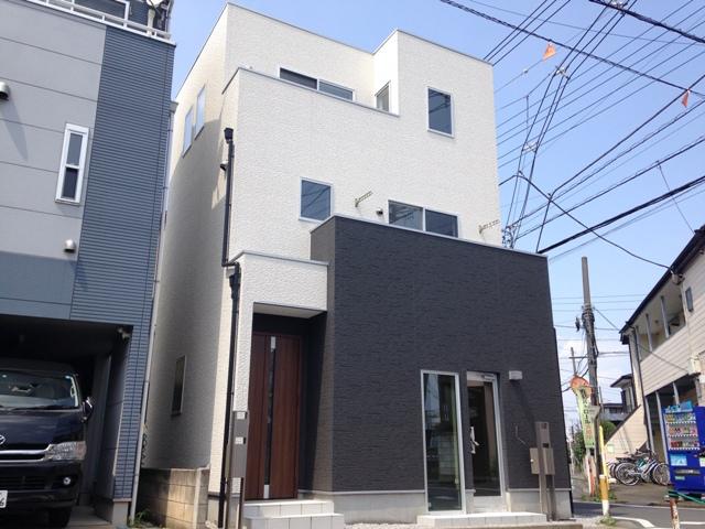黒田様邸外観写真