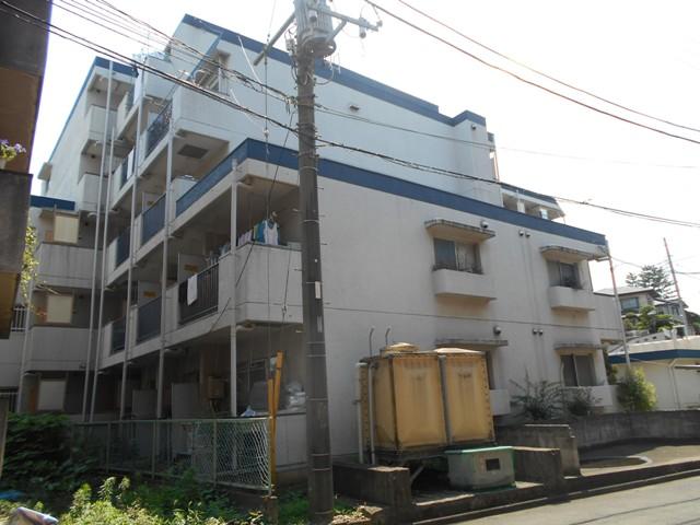 グロリアスマンション川越ミフジ5号館外観写真