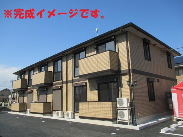 仮)D-Room鶴ケ岡2丁目外観写真