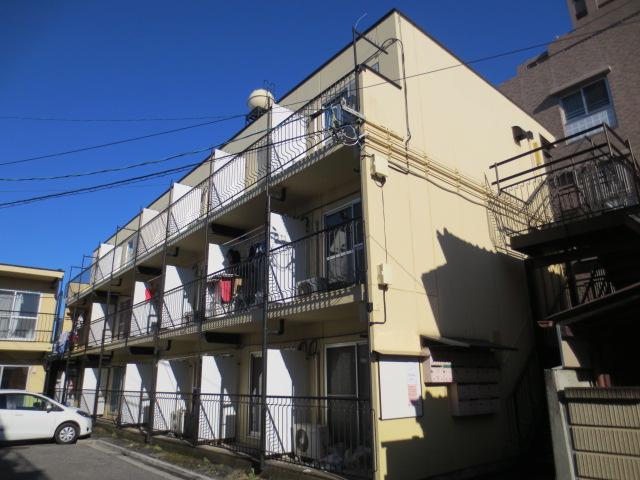 田町第二マンションB外観写真
