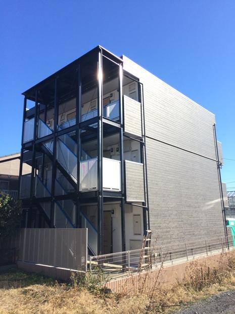 リブリ・ひまわり荘2外観写真