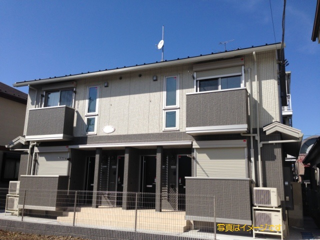 仮)D-ROOM毛呂山町中央外観写真