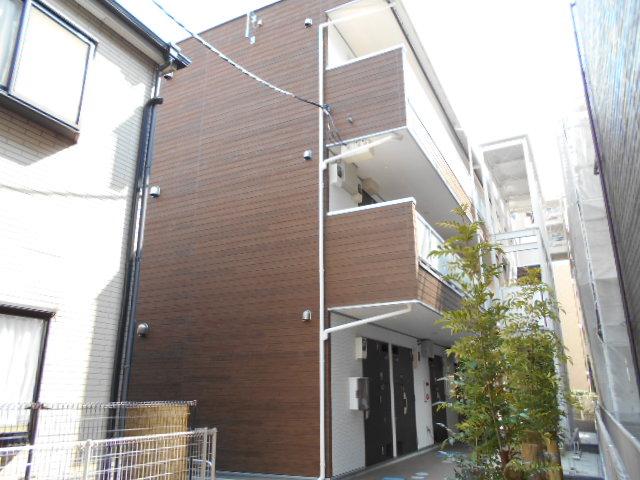リブリ・川越新宿町外観写真