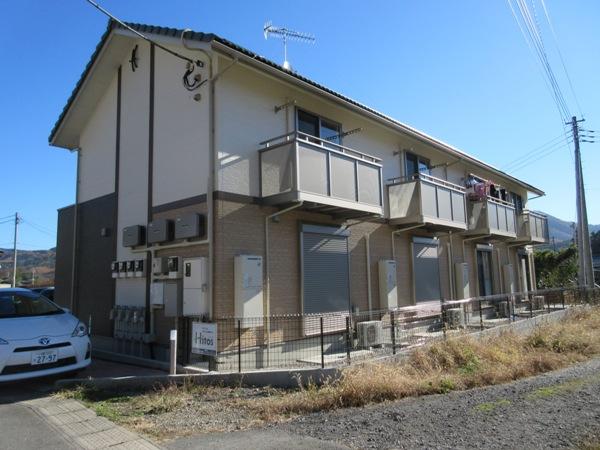 メゾネットFUKASAWA B外観写真