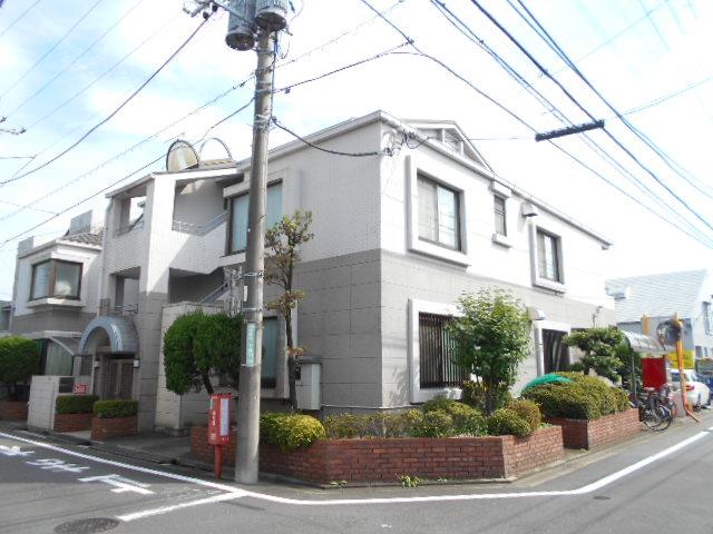 コートハイム成城外観写真