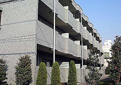 第2成城島田マンション外観写真