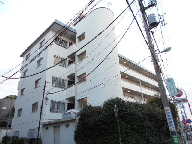 山本富士見ハイツ外観写真