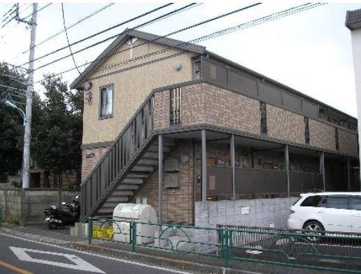 サンアベニュー狛江外観写真