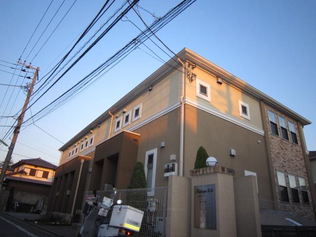 ビオトープ桜丘 A・B外観写真