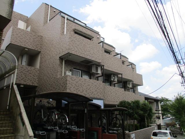 ライオンズマンション成城東外観写真