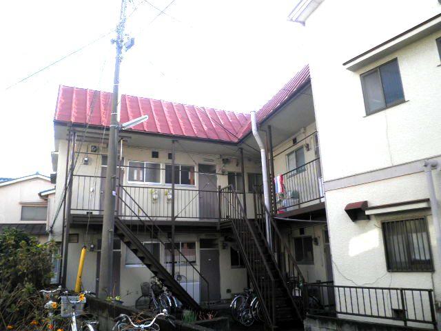 アパート・グロリア外観写真