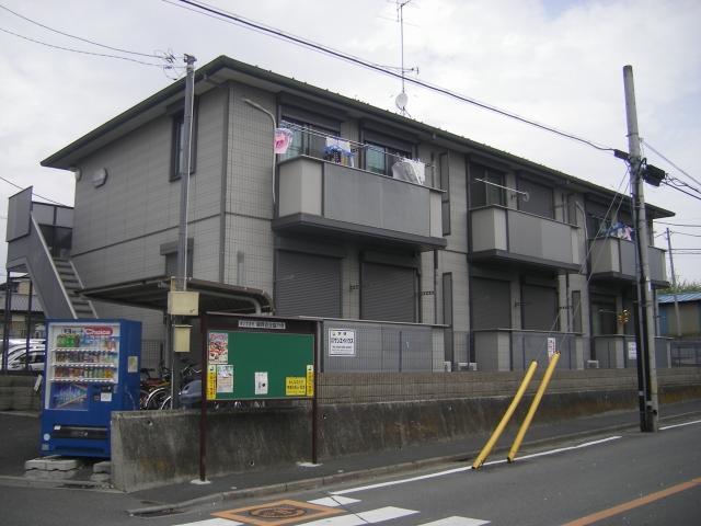 アークアムール弐番館外観写真