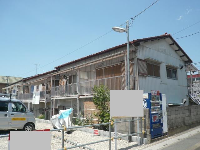 KMコテージC棟外観写真
